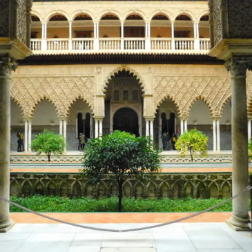 Real Alcázar: Siviglia incontra Game of Thrones